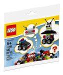 30499 LEGO® Creator Robot jármű építő