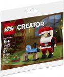 30573 LEGO® Szezonális készletek Télapó