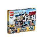 31026 LEGO® Creator Kerékpárüzlet és Kávéház