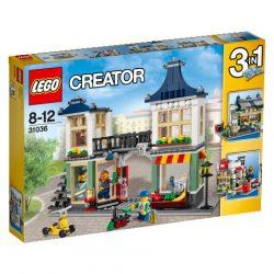 31036 LEGO® Creator Játék- és élelmiszerbolt