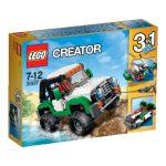 31037 LEGO® Creator Kaland járművek