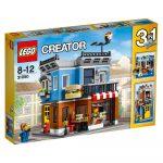 31050 LEGO® Creator Sarki csemegeüzlet
