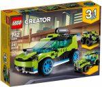 31074 LEGO® Creator Rakétás raliautó