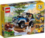 31075 LEGO® Creator Messzi kalandok
