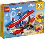 31076 LEGO® Creator Vagány műrepülőgép