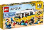 31079 LEGO® Creator Napsugár szörfös furgon