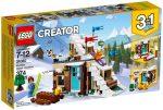 31080 LEGO® Creator Moduláris téli vakáció