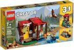31098 LEGO® Creator 3-in-1 Kunyhó a vadonban