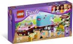 3186 LEGO® Friends Emma lószállító utánfutója
