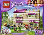 3315 LEGO Friends Olivia háza
