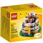40153 LEGO® Kiegészítők Születésnapi torta