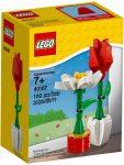 40187 LEGO® Szezonális készletek Virágok