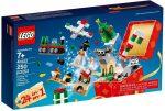 40222 LEGO® Szezonális készletek Karácsonyi építő 24 az 1-ben