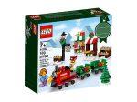 40262 LEGO® Szezonális készletek Karácsonyi vonatozás