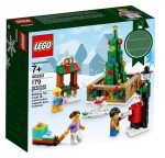 40263 LEGO® Szezonális készletek Karácsonyi városi tér