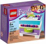 40266 LEGO® Friends Tárolódoboz