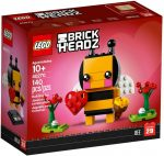 40270 LEGO Brickheadz Valentin napi méhecske