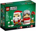 40274 LEGO® BrickHeadz Mr. & Mrs. Claus