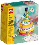 40382 LEGO® Kiegészítők Születésnapi készlet