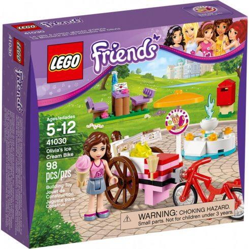 41030 LEGO® Friends Olivia fagylaltos bringája