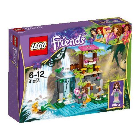 41033 LEGO® Friends Dzsungelvízesés Mentőakció