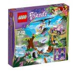 41036 LEGO® Friends Mentés a dzsungelhídon