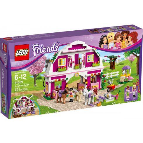41039 LEGO® Friends Napsugár farm