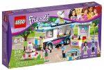 41056 LEGO Friends Heartlake hírközvetítő autó
