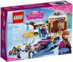 41066 LEGO® Disney Princess™ Anna és Kristoff szánkós kalandja