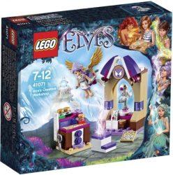 41071 LEGO® Elves Aira kreatív műhelye