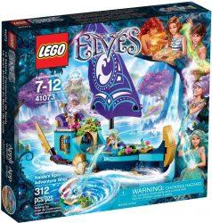 41073 LEGO® Elves Naida elképesztő kalandhajója