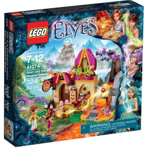41074 LEGO Elves Azari és a varázslatos pékség