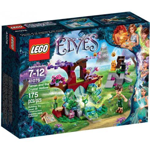 41076 LEGO® Elves Farran és a kristályüreg