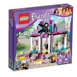 41093 LEGO® Friends Heartlake hajvágó szalon