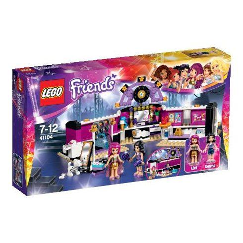 41104 LEGO® Friends Popsztár Öltöző