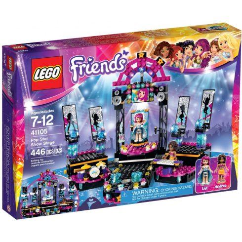 41105 LEGO® Friends Popsztár Színpad