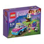 41116 LEGO® Friends Olivia felfedező autója