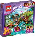41121 LEGO® Friends Csónakázás a kalandtáborban