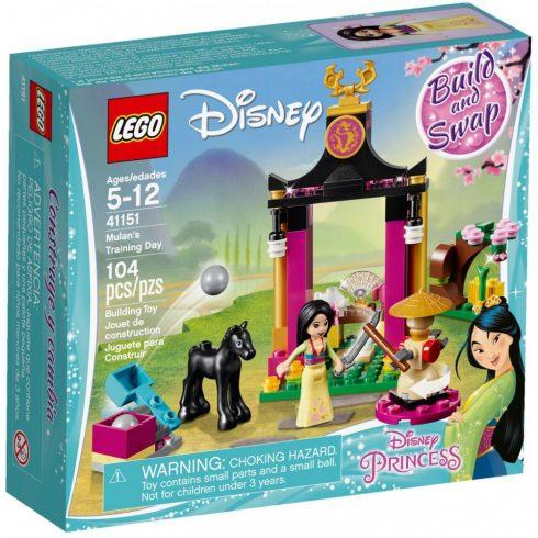 41151 LEGO® Disney Princess™ Mulan kiképzése