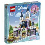 41154 LEGO® Disney Princess™ Hamupipőke álom kastélya