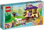 41157 LEGO® Disney Princess™ Aranyhaj utazó lakókocsija