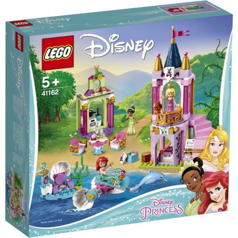 41162 LEGO® Disney™ Ariel, Aurora és Tiana királyi ünnepsége