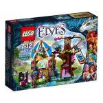 41173 LEGO® Elves Elvendale sárkányiskola