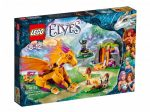 41175 LEGO® Elves A tűzsárkány lávabarlangja
