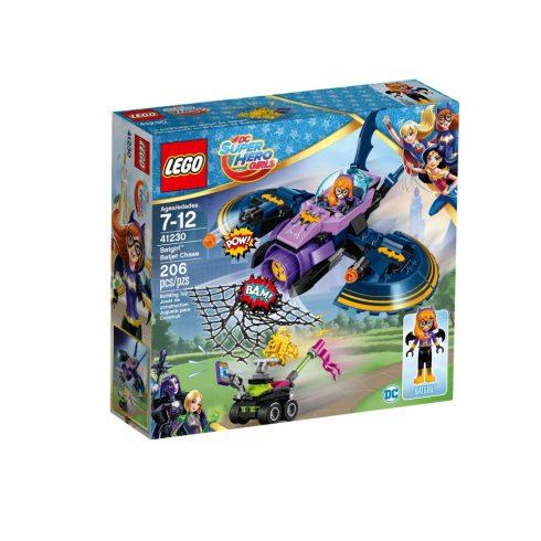 41230 LEGO® DC Super Hero Girls™ Batgirl™ - Batjet üldözés