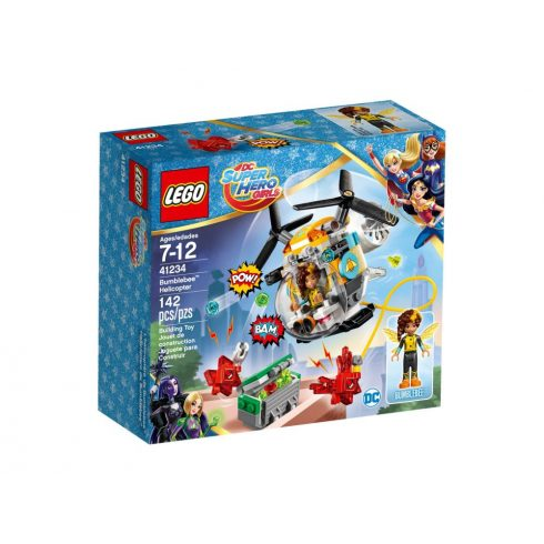 41234 LEGO® DC Super Hero Girls™ Bumblebee™ helikoptere