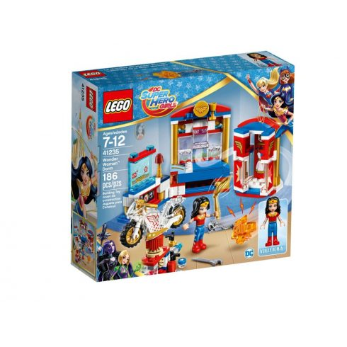 41235 LEGO® DC Super Hero Girls™ Wonder Woman™ hálószobája