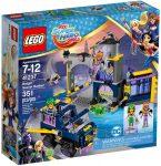 41237 LEGO® DC Super Hero Girls™ Batgirl™ titkos bunkere