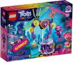 41250 LEGO® LEGO® Trolls world tour Táncparti a Techno szirten