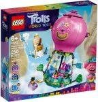 41252 LEGO® LEGO® Trolls world tour Pipacs hőlégballonos kalandja